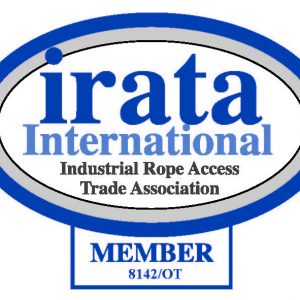 IRATA LOGO for Offshore Painting Services OT