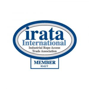 IRATA - Industrial Rope Access Trade Association Logo