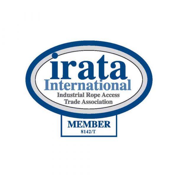 IRATA - Industrial Rope Access Trade Association Logo