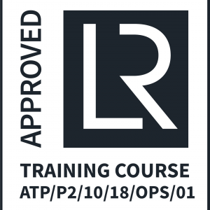 Lloyds Register Logo - Training Course